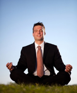 Centering Yourself: Two Quick Ways To Relieve Stress