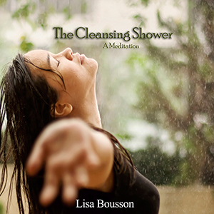 Michigan Psychic Medium Lisa Bousson Guided Meditation, Cleansing Shower