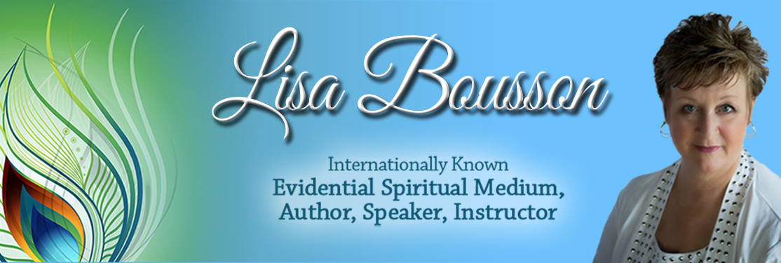 Michigan Psychic Medium Lisa Bousson